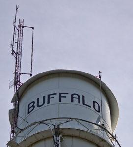 Buffalo, Missouri Water Tower