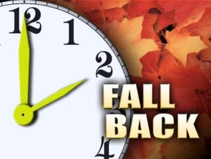 Fall Back to Standard Time