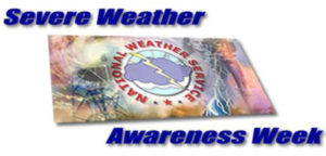 2017 Severe Weather Awareness Week