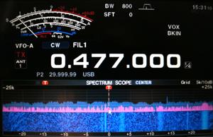 630 Meter Ham Band