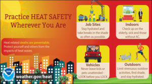 2017 Missouri Summer Weather Safety Week